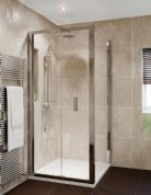 Kohler Bathrooms  - Skyline - Bi-fold Enclosure - Reversible Panel